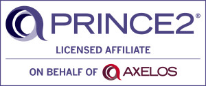 PRINCE2 Licensed Affiliate Logo